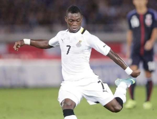 2014 World Cup: Ghana winger Christian Atsu amongst four African players tipped to make unexpected impact in Brazil