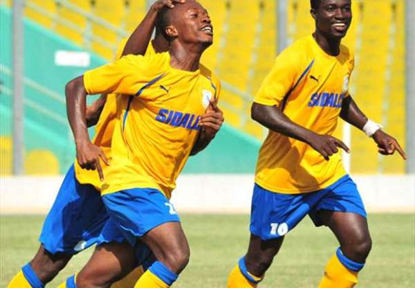 New Edubiase midfielder Aseidu Attobrah