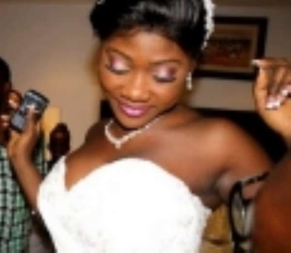 Star Actress,mercy Johnson Already On The Nine Months Course Few Weeks After Wedding