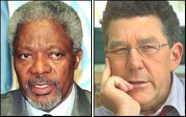 New Zealand Broadcaster Slams Kofi Annan