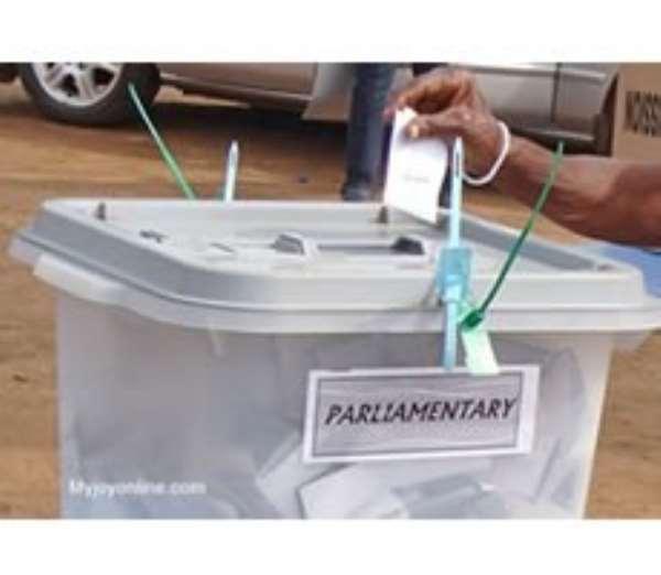 We'll go ahead with new constituencies - EC