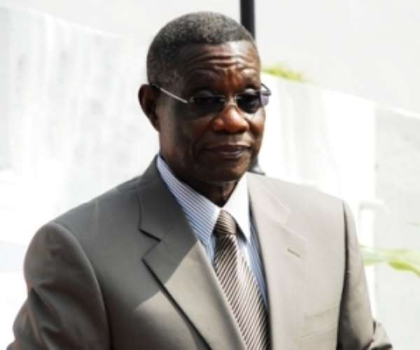 President Mills assures Ghanaians of physical development
