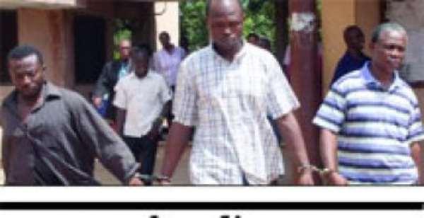 Pastor's Killers Remanded