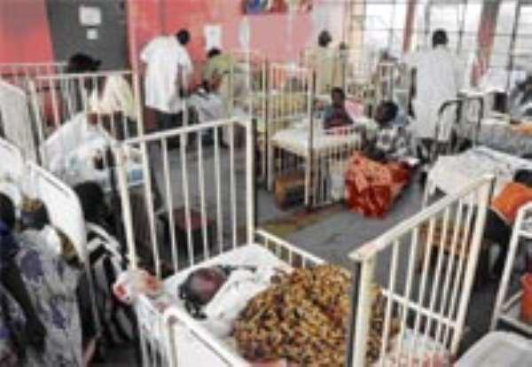 36 babies born on X'mas day in four Kumasi health facilities