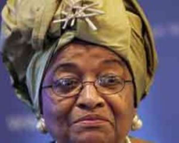 Between Ebola And The Tyranny Of Western Stooge Sirleaf