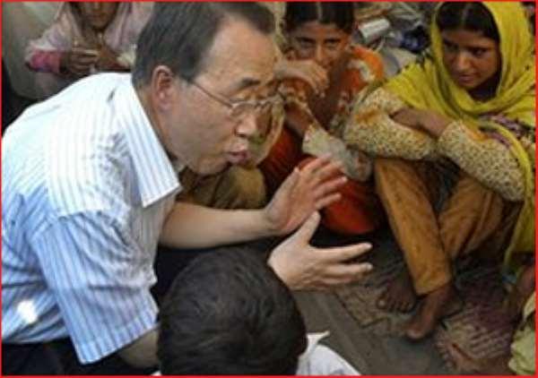 Ban Ki-Moon - UN Secretary-General