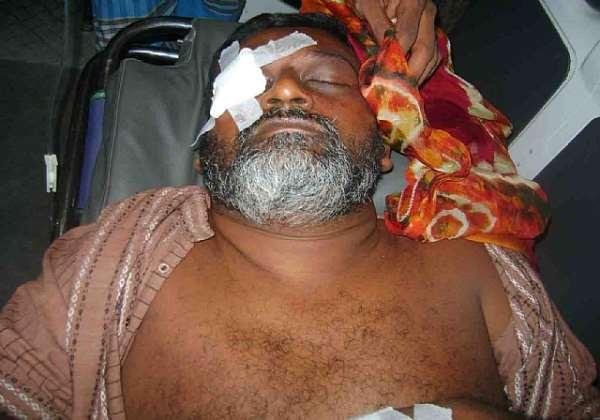Bangladeshi Human Rights Defender F M A Razzak