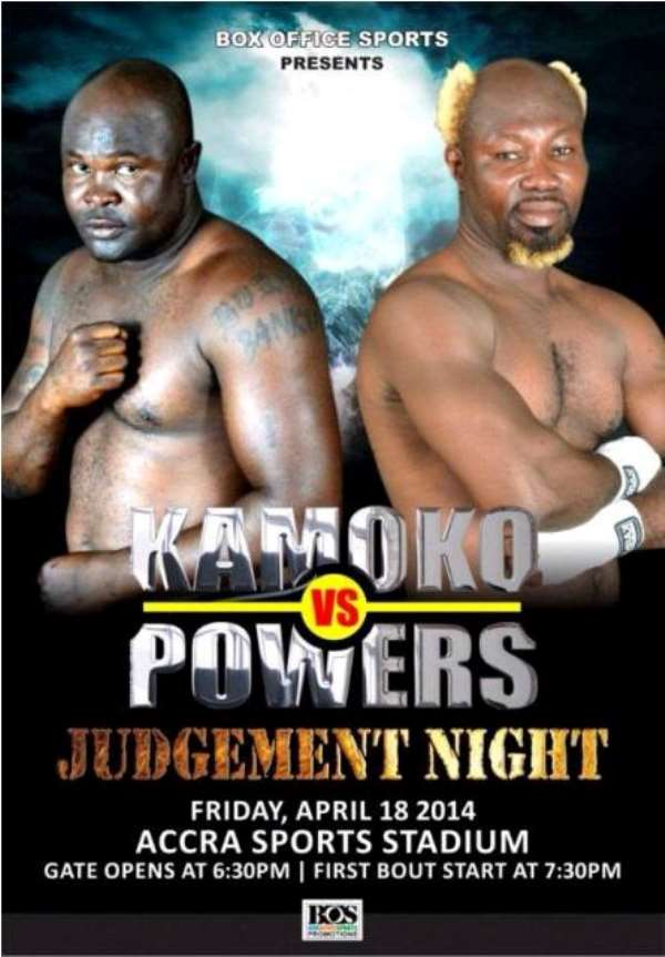 Banku and Powers begin training for Judgement Night