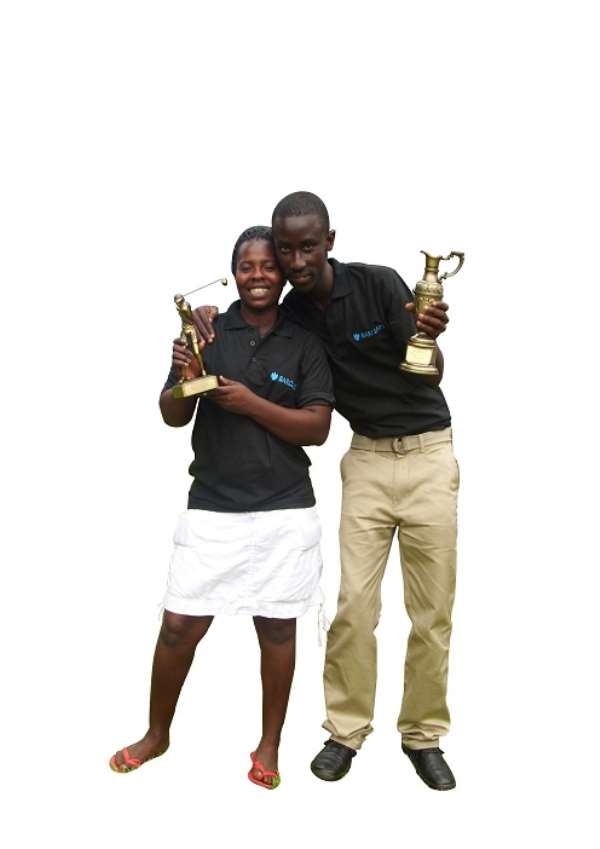 Maxwell seals exciting Barclays Golf Competition