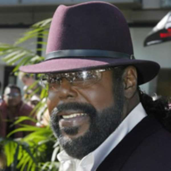 CREDIT: Reuters  If a recent study holds true, having a voice like the late Barry White, (oh, baby), can be the key to sexual potency