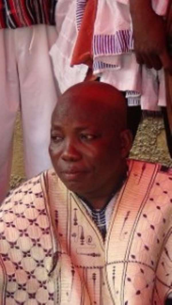 Buipe Chieftaincy Row Finally Settled