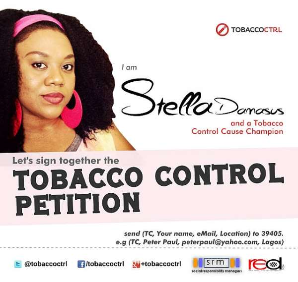 Tobacco CTRL And SRM Launches Petition To Ask Health Minister To Send The Tobacco Control Bill For Legislation