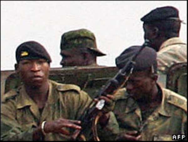 Military seizes power in Guinea