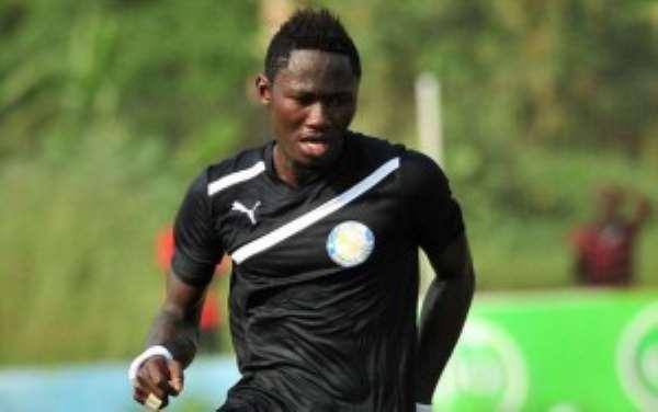 CONFIRMED: Eric Bekoe seals one year deal with Sekondi Hasaacas