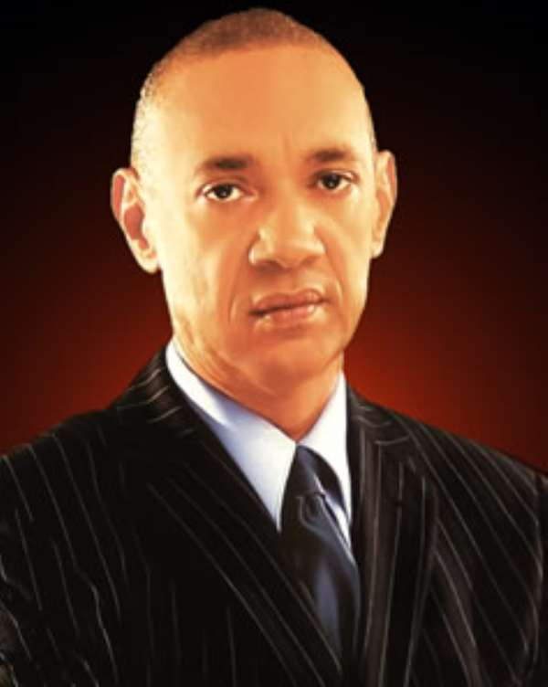 Ben Murray-Bruce chairman of the Silverbird Group