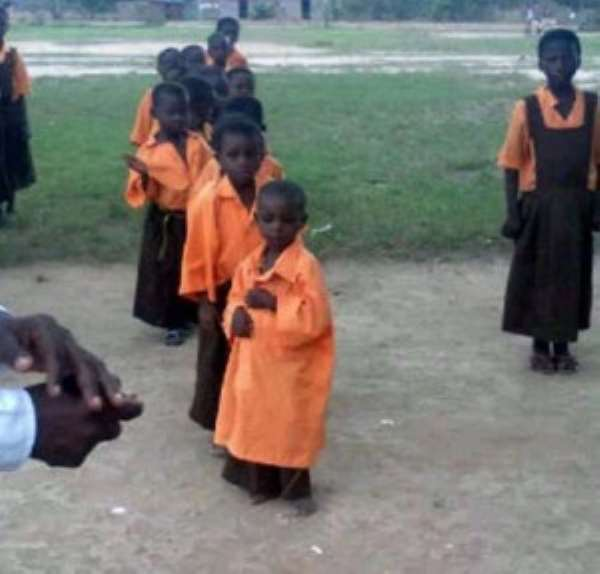 Better Ghana uniforms