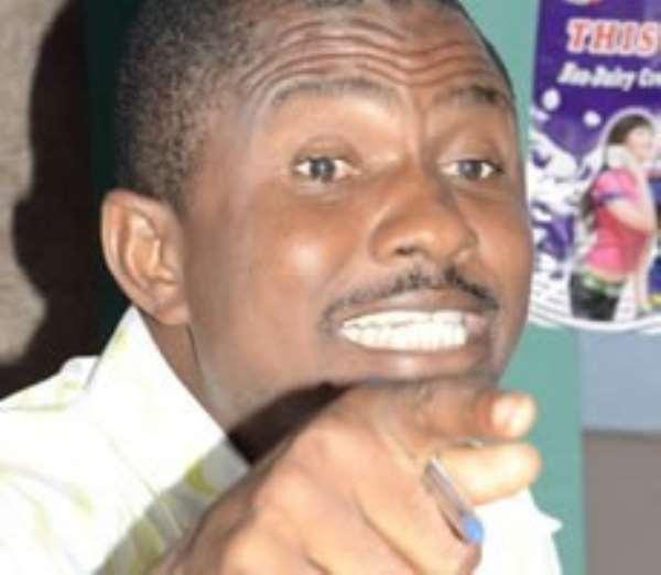 Rejoinder: Solomon Nkansah got it all wrong