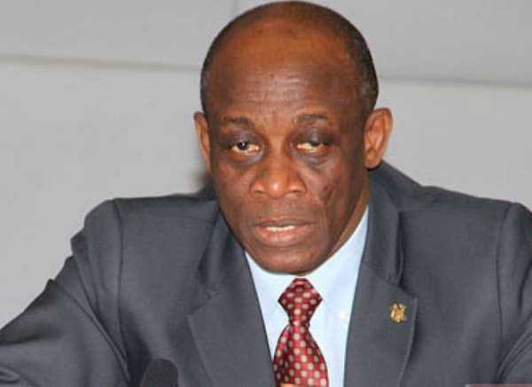 No More Loans! Terkper Backs Bawumia