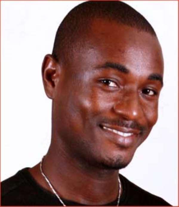 Jasper Asamoah, CEO of Exopa