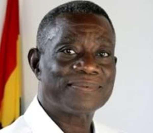 The late President Prof. John Evans Atta Mills.