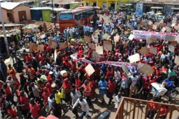 Police Cannot Ban Demonstrations In Ghana