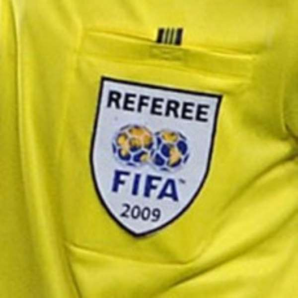 GFA releases lists of referees for match day 23