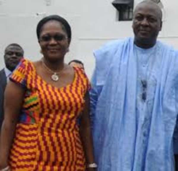 Rejoinder: PRESIDENT AND WIFE ARE RESPONSIBLE FOR DKM MICROFINANCE COLLAPSE