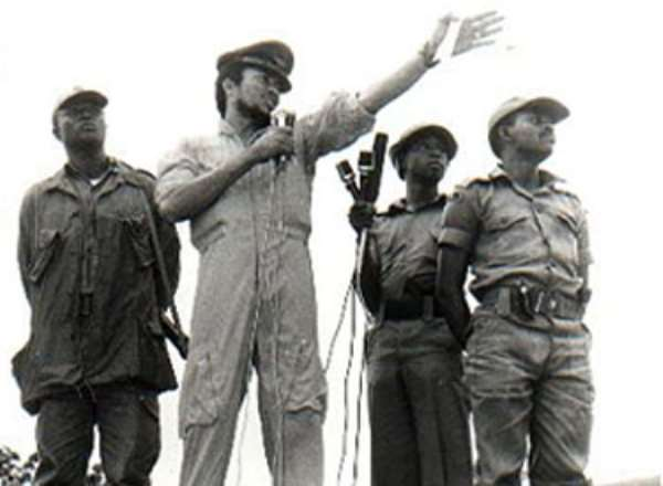 June 4 Uprising, A Wake Up Call To Ghana's Leaders