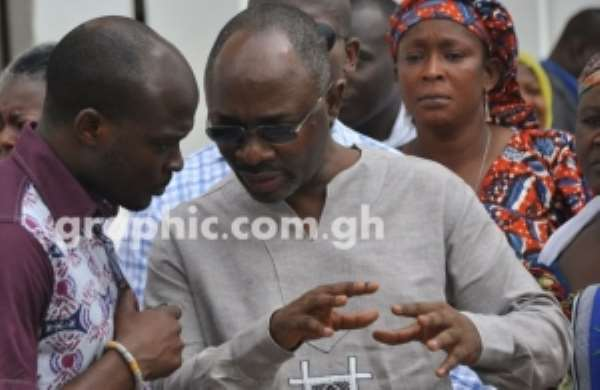 Court to rule on Woyome's submission of no case on April 17