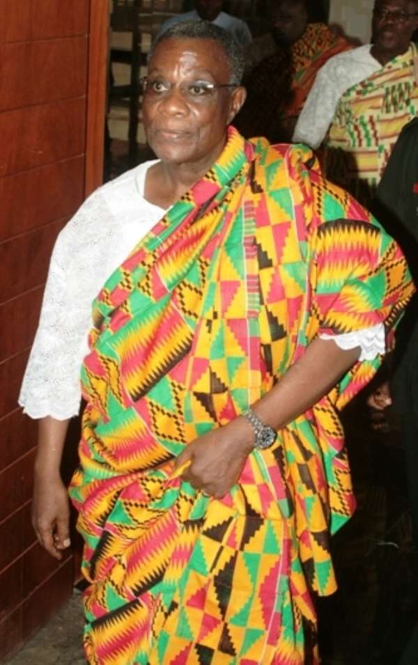 Ghanaians shocked by death of President Mills
