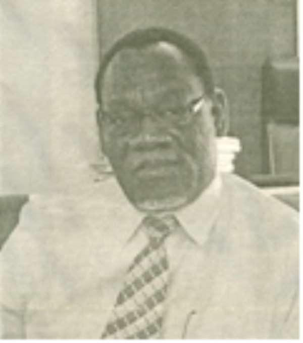 Dr Okine Of Mampong Center For Plant Medicine