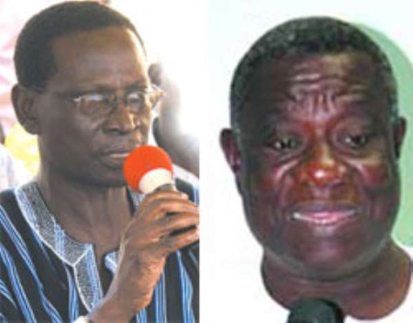 NDC has disappointed voters -Nuworsu