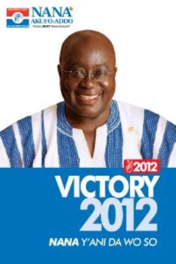 Road to victory 2012 clear, says NPP guru