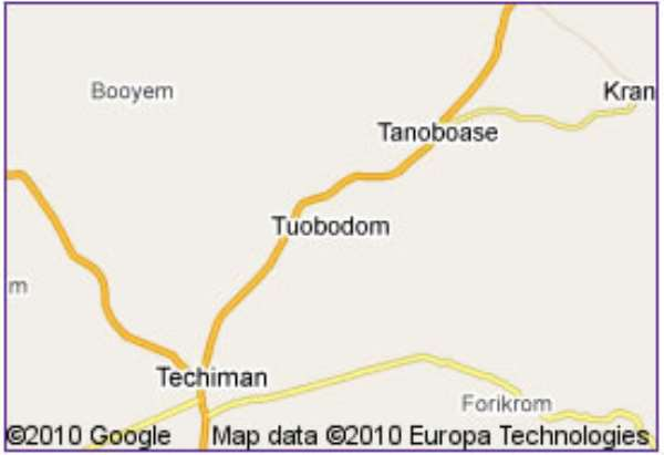 Historical background to the present Tuobodom dispute