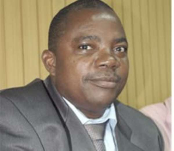 Ransford Tetteh, Daily Graphic Editor