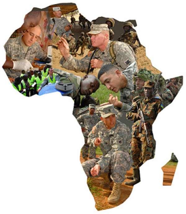 SCRATs: AFRICOM after the Human Terrain System