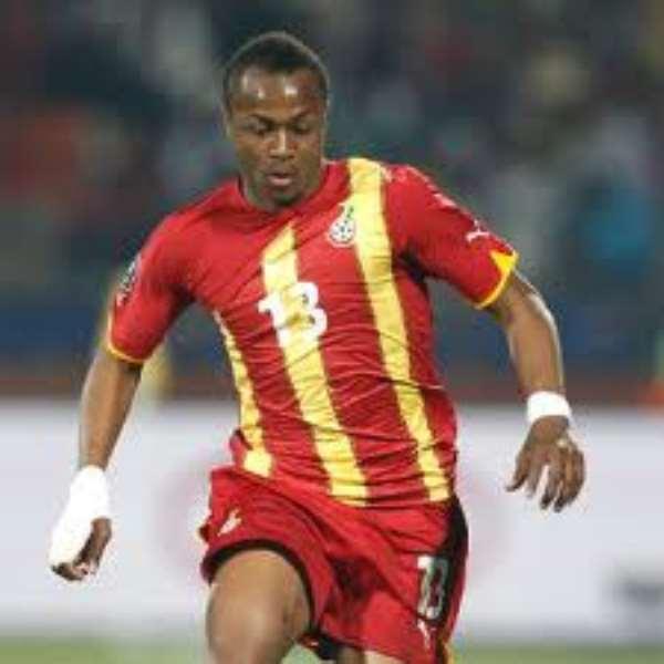 Ayew's late goal sends Ghana into the last four