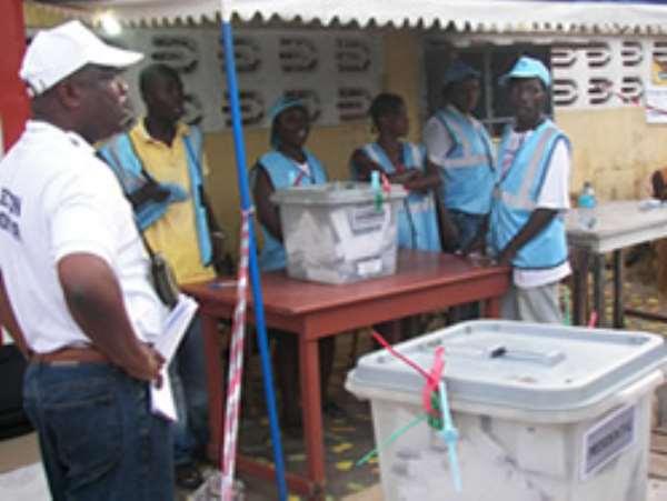 EC educates electorates on District Level Elections