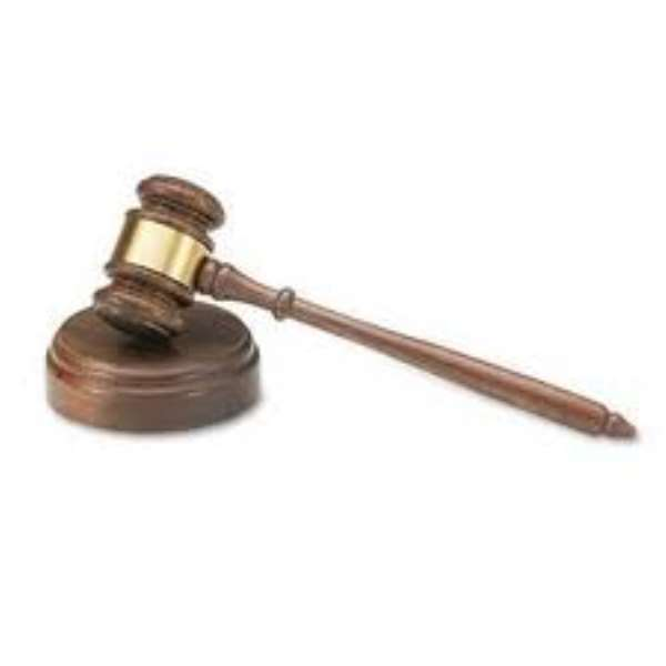 Court sentences convicted fraudster to GH¢12,000 fine