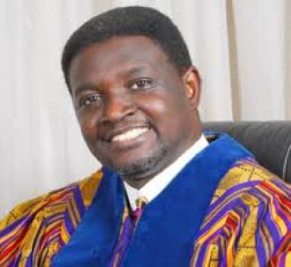 Bishop Agyin-Asare advocates peaceful election