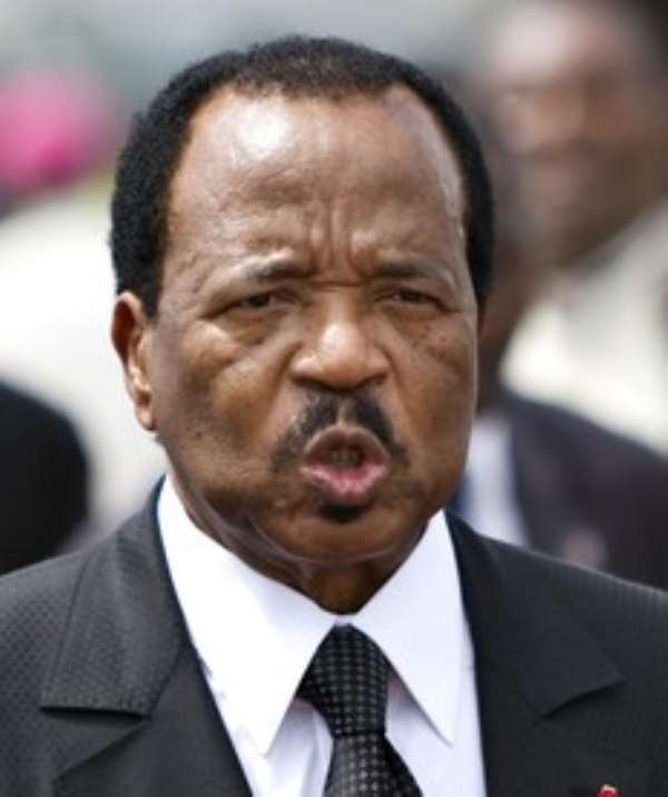 President Biya loses control of Cameroon (a commentary on Biya's end of year speech)