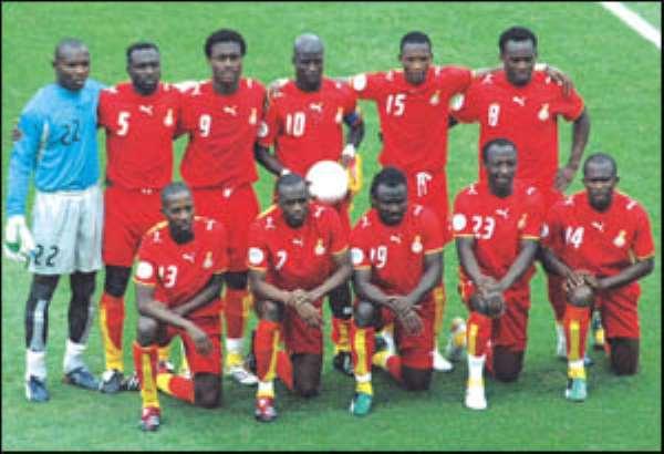 Ghana's Black Stars to play England at Wembley