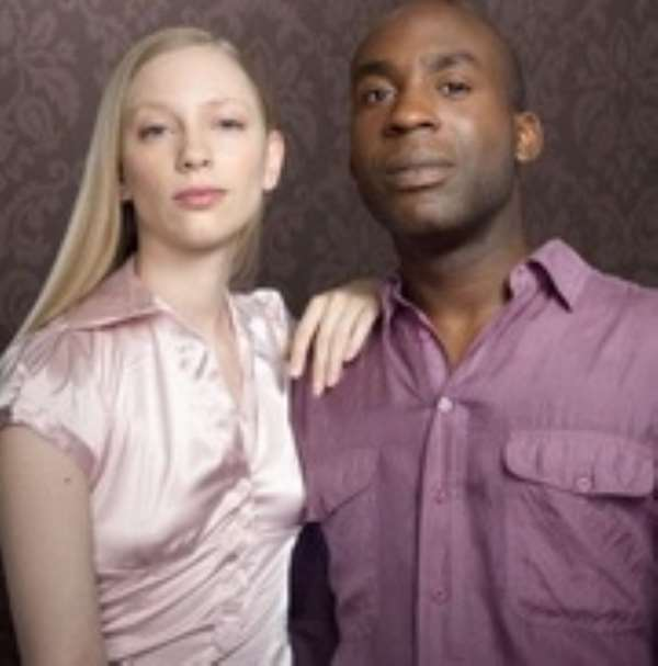 For Love Or Green Card - The Relationship Between African Men and White Women