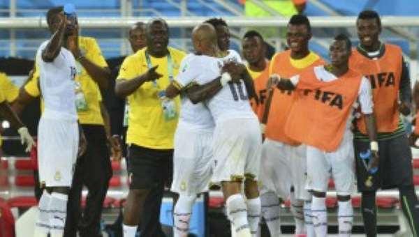 2014 World Cup: Ghana deny player revolt report, Joy FM reporter denies filing story