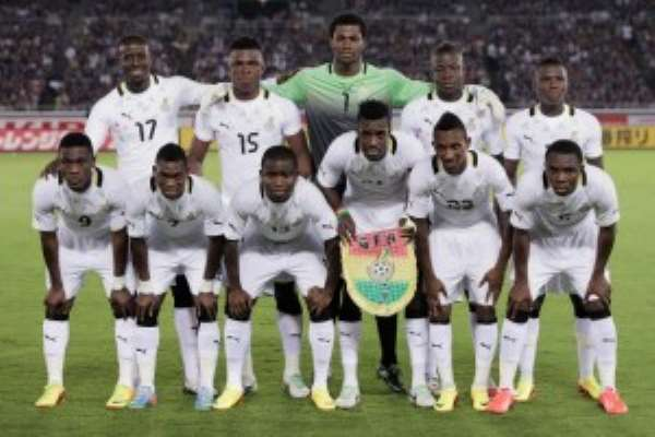 Breaking News: Ghana names strong starting line-up against South Korea, Essien benched