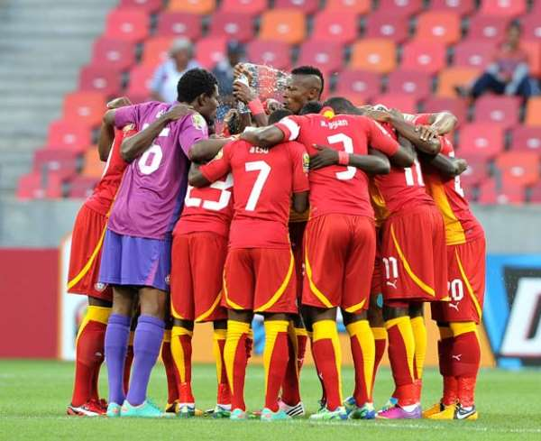 Black Stars have been urged to remain cautious against Egypt