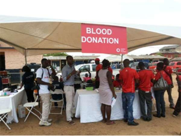 Vodafone Kick Starts 'Healthfest'