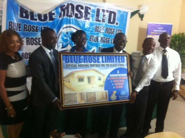 Ghana FA seal another Black Stars sponsorship package with Blue Rose