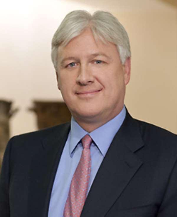Kosmos' new CEO, Brian Maxted
