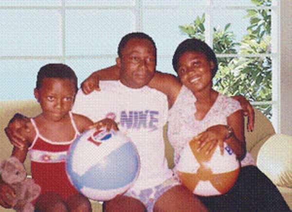 Eulogy: Tribute to Daddy - Herbert Kwaku Nuwati